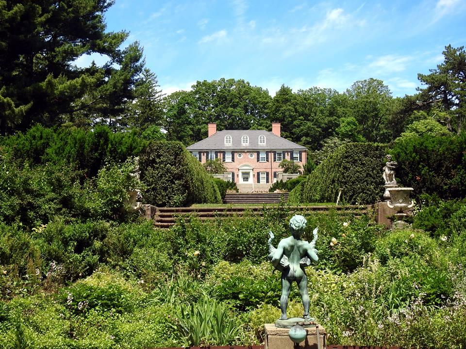 NJ gardens, Greenwood garden