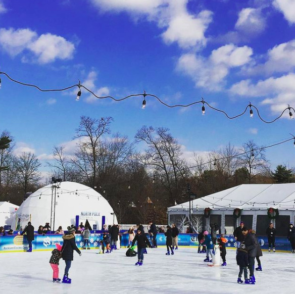 skating rinks in NJ ice skating