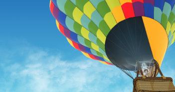 hot air balloon ride in NJ